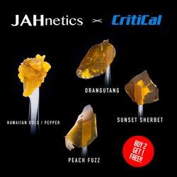 JAHnetics Delivery